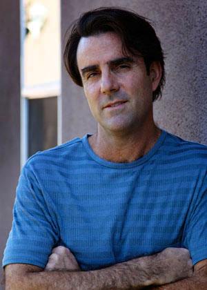 Keith Lynch, owner of Walnut Recording Studios